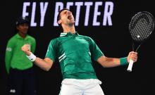 Novak Djokovic- Abierto de Australia