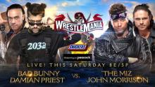 WWE Wrestlemania 37, día 1