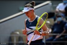 Barbora Krejcíkova, Roland Garros 2021