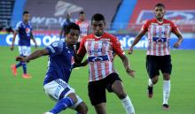 Millonarios vs Junior, Liga Betplay 2021