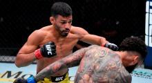 Julio Arce, colombiano en la UFC