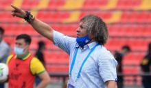 Alberto Gamero, técnico de Millonarios