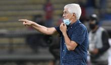 Julio Comesaña, entrenador de Medellín