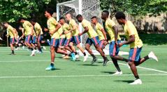 La Selección Colombia debutará este viernes en las Eliminatorias