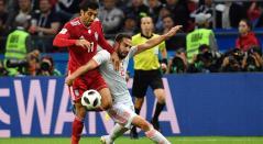 España quedó a un paso de la clasificación al Mundial