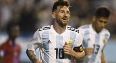 Lionel Messi disputará su cuarto Mundial con Argentina