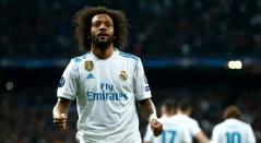 Marcelo lateral zurdo de Real Madrid