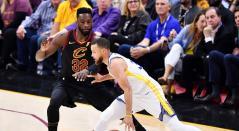 Warriors barrieron en la final con los Cleveland Cavaliers