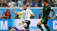 Argentina derrotó a Nigeria y clasificó a octavos