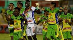 Atlético Huila primer semestre 2018