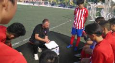 Atlético de Madrid Camp