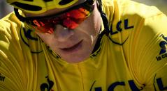 Chris Froome, ciclista británico.
