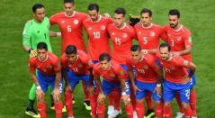 Costa Rica no pudo en el debut ante Serbia