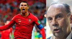 Hernán Peláez destacó la importancia de Cristiano Ronaldo en Portugal