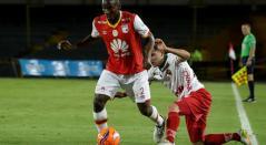 Dairon Mosquera con Independiente Santa Fe