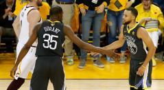 Durant y Curry los protagonistas de las finales de la NBA