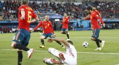 España Marruecos Rusia 2018