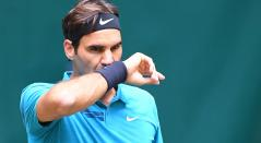 Roger Federer perdió la final de Halle ante Borna Coric
