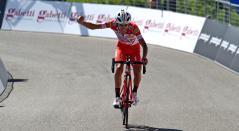 Iván Sosa ganó la tercera etapa de la Adriática Ionica