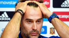 Julen Lopetegui, exentrenador del Real Madrid