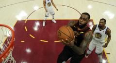 LeBron James, figura de Cleveland