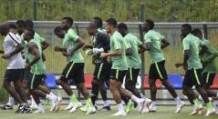 Selección Nigeriana de fútbol