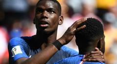 Paul Pogba guió a Francia hacia la victoria