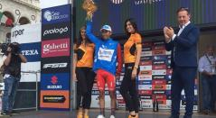Iván Sosa campeón de la Adriatica Ionica Race