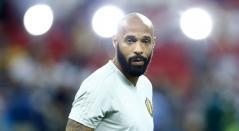 Thierry Henry es el máximo goleador de la historia de los Bleus, con 53 tantos