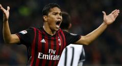 Carlos Bacca no se concentró con el AC Milan en la pretemporada