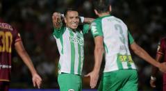 Dayro Moreno espera un acompañante en la delantera de Atlético Nacional