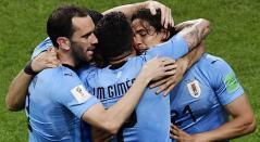 Uruguay quedó fuera en los cuartos de final a manos de Francia