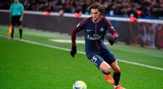 Adrien Rabiot no quiere renovar su contrato con el PSG