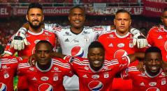 América de Cali, equipo que busca mejorar su participación en la Liga Águila