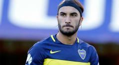 Sebastián Pérez, jugador de Boca Juniors desde mediados de 2016