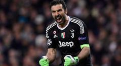 Gianluigi Buffon marcó un hito en el arco de la Juventus