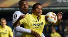 Carlos Bacca, delantero del Villareal