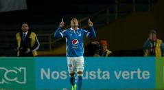 Cristian Arango jugó en Millonarios en el primer semestre de 2017