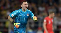 David Ospina llegó al Arsenal en la temporada 2014