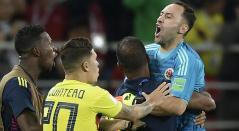 David Ospina recuperó su nivel con Colombia en Rusia 2018
