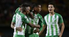 Atlético Nacional venció 2-0 a Santa Fe en la segunda fecha de la Liga Águila 2018-II