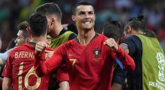 Cristiano Ronaldo fue el mejor jugador de Portugal en Rusia 2018