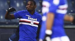 Duván Zapata no seguirá en Sampdoria para esta temporada