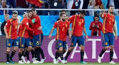 España Irán Rusia 2018