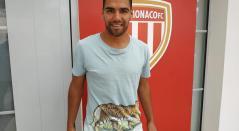 Falcao García regresó a entrenamientos con el Mónaco