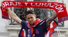 Fernado Torres Atlético Madrid