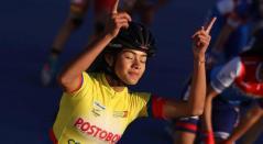 Gabriela Rueda patinadora colombiana