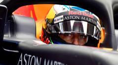 Daniel Ricciardo, piloto de Red Bull