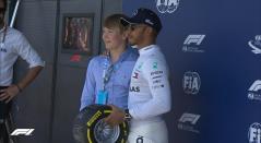 Lewis Hamilton Mercedes 2018