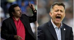Hugo Sánchez no quiere la continuidad de Osorio
